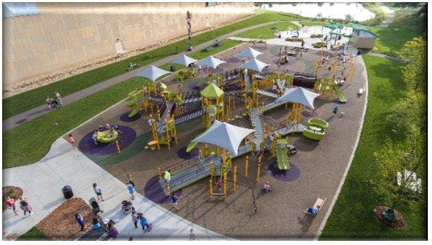 madison place playground